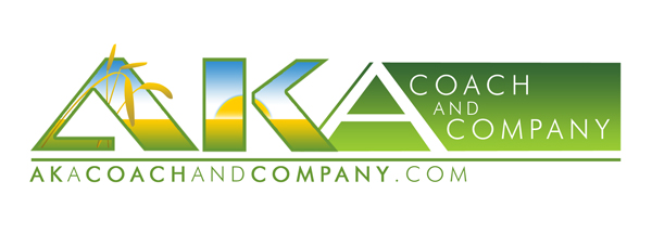 A.K. A Coach and Company Logo