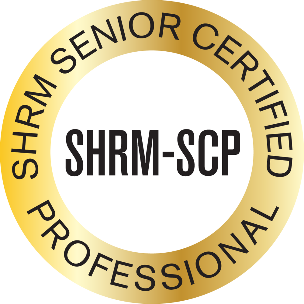 SHRM SCP Certification