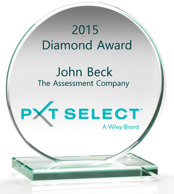 PXT Select The Assessment Company John Beck