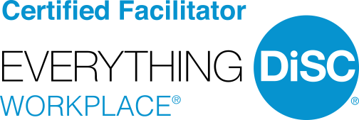 Certified Everything DiSC Workplace Facilitator logo