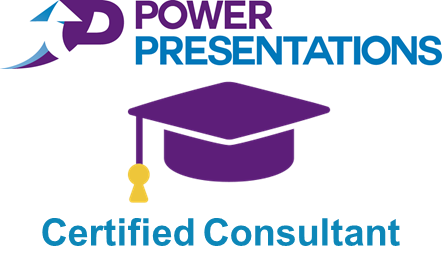 Power Presentations Certified Consultant