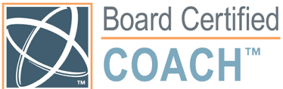 Board Certified Coach - One of the first 60 to be board certified.