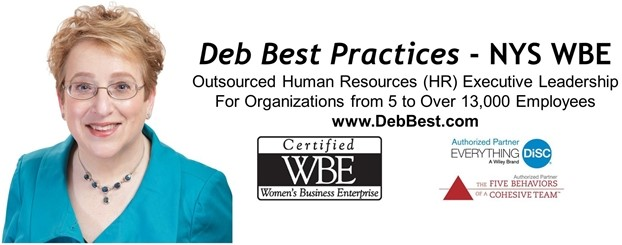 Deb Best Practices - Outsourced HR Leadership - NYS WBE