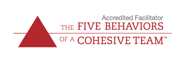 Five Behaviors Accredited Facilitator