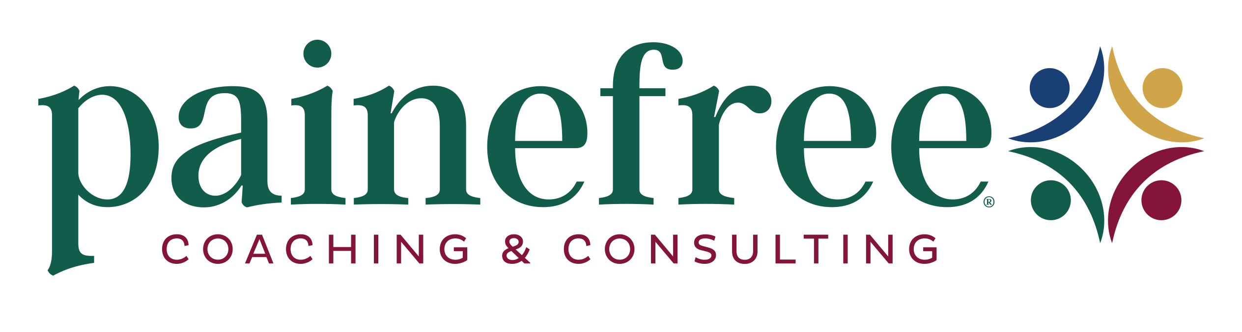 Painefree Coaching & Consulting Logo