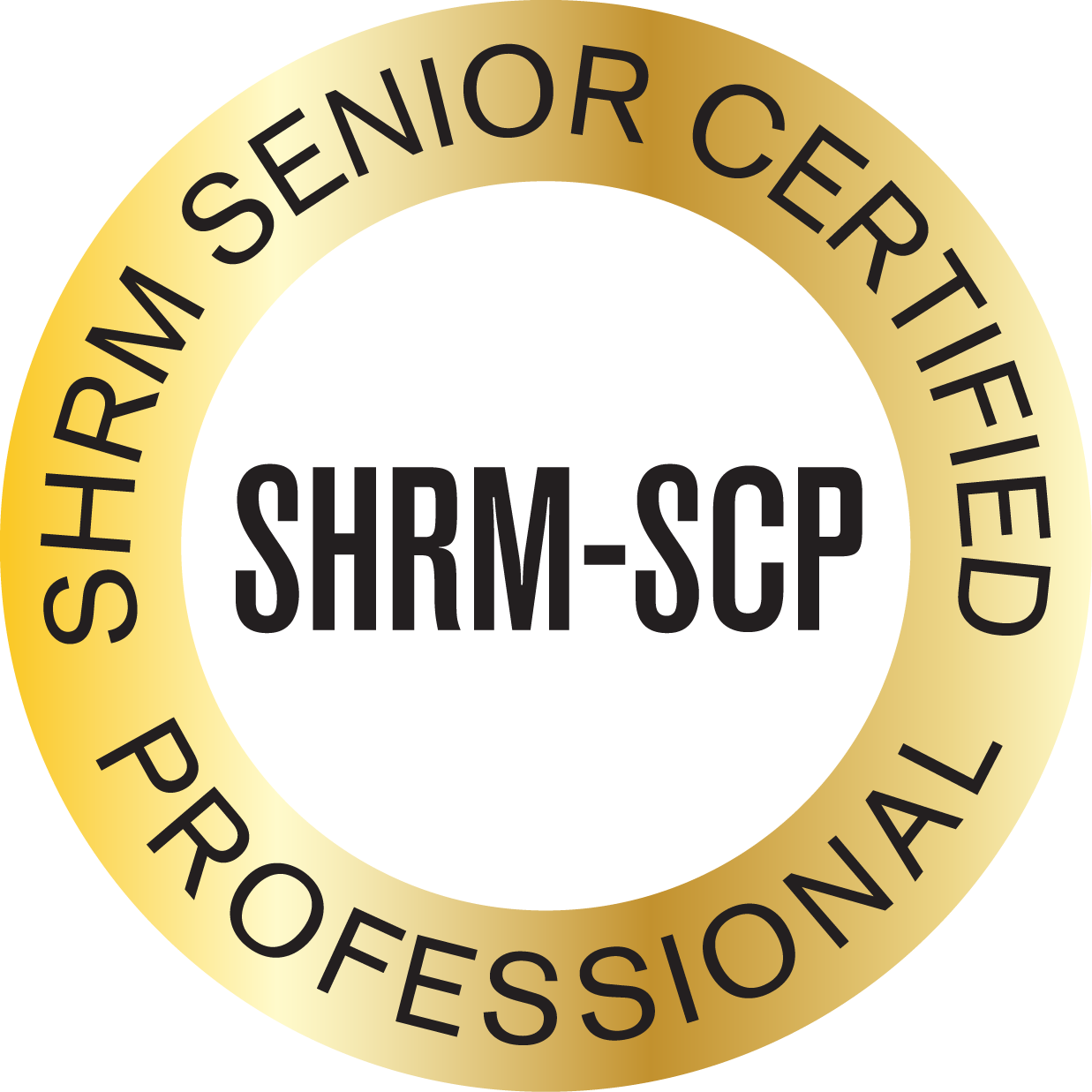 Society of Human Resources,  SHRM-SCP