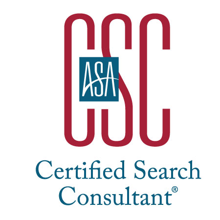 Certified Search Consultant