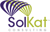 Everything DiSC SolKat Consulting Logo