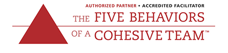 The Five Behaviors of a Cohesive Team™ Accredited Facilitator