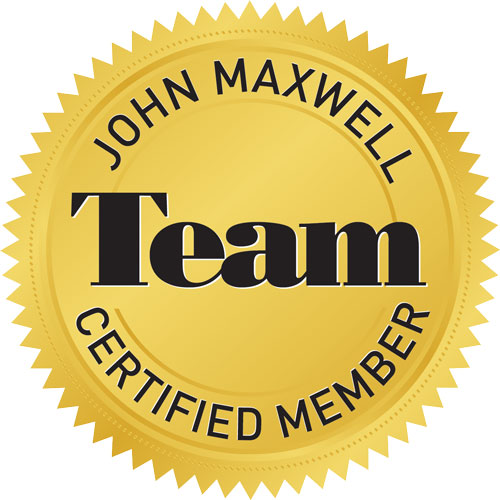 John Maxwell Certified Trainer and Coach