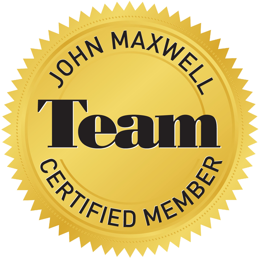 John Maxwell Certified Coach, Trainer & Speaker