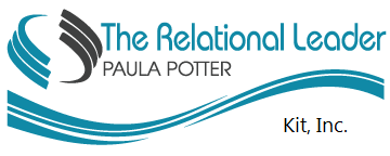 Paula Potter, the relational leader.