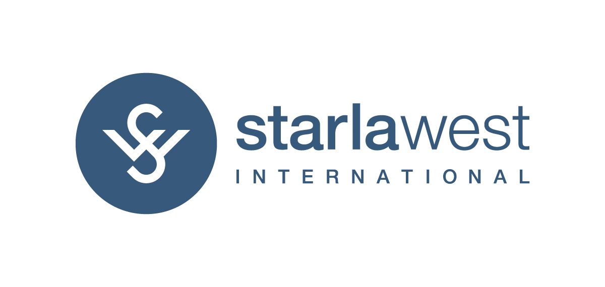 Starla West International Logo