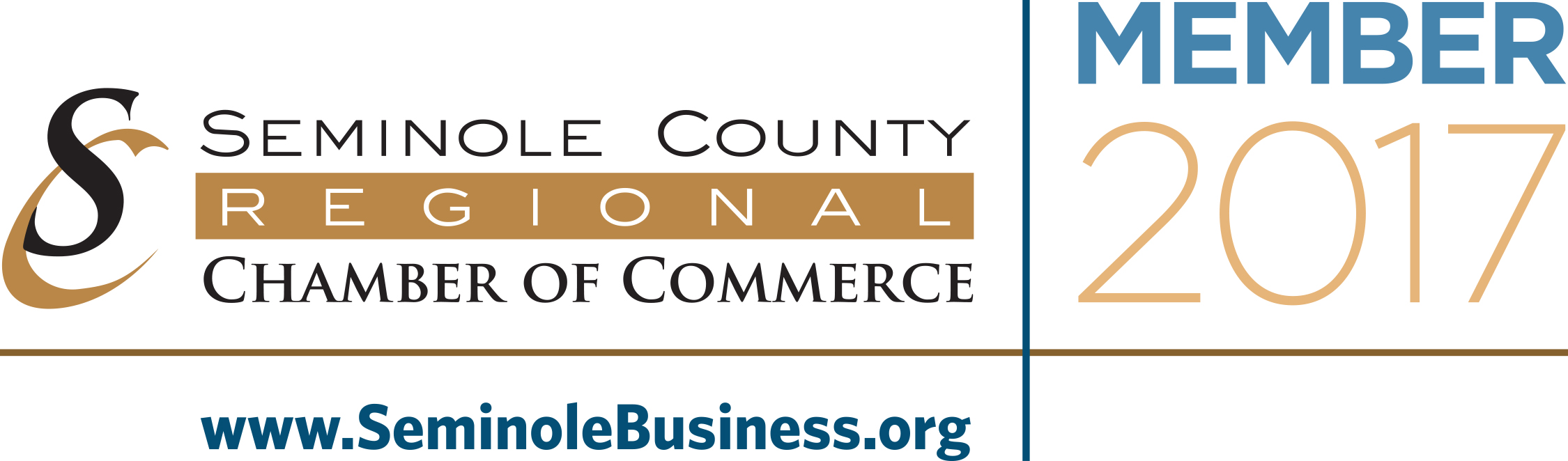 Seminole County Regional Chamber of Commerce Member