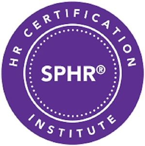 HRCI SPHR Certified