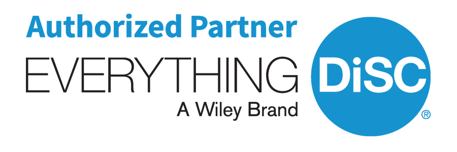 Authorized Partner Everything DiSC logo