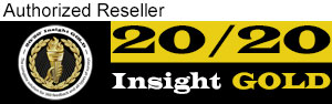 Authorized Reseller 20/20 Insight