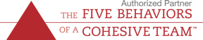 Fiver Behaviors of a Cohesive Team Authorized Partner
