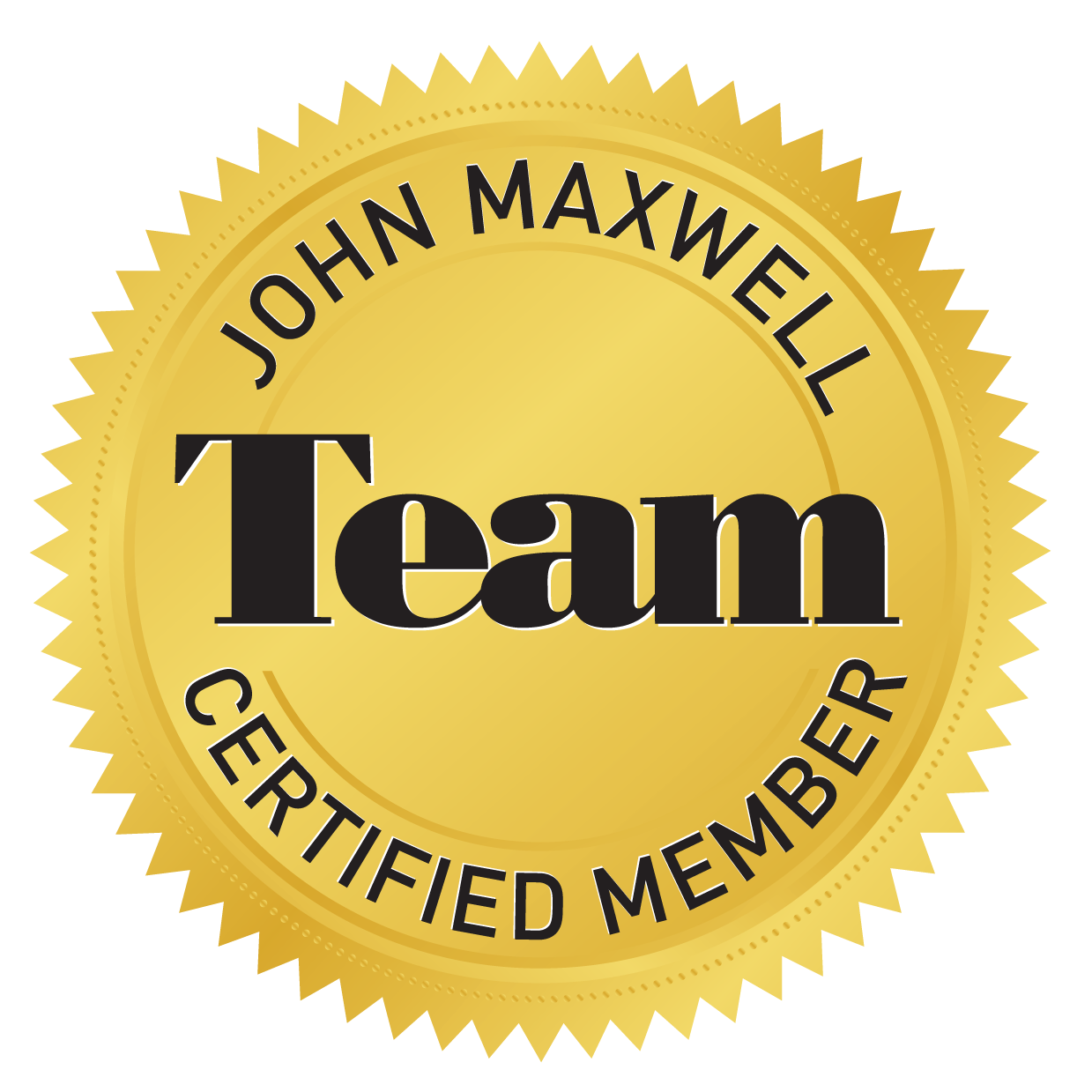 John Maxwell Certified Coach, Teacher and Trainer